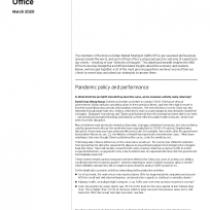 Coronavirus impact and response: A global view
