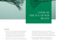 COVID-19: The tug of war begins