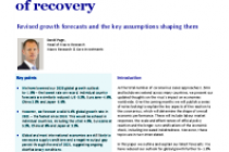 COVID-19 Update: The drop in activity, the shape of recovery