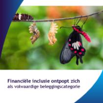 Financiële inclusie ontpopt zich als volwaardige beleggingscategorie
