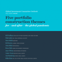 Five portfolio construction themes for—and after—the global pandemic