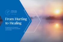 From hurting to healing