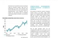 Grote onzekerheid over economische impact coronavirus
