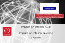 Impact on Internal Audit