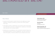 March mayhem: was your portfolio betrayed by beta?