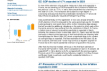 New GDP forecasts for the Eurozone, Austria and the US