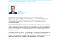 Q&A: Emerging markets and the coronavirus