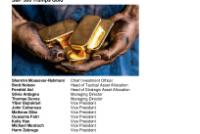 S&P 500 Trumps Gold