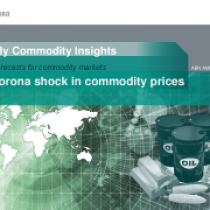 The corona shock in commodity prices