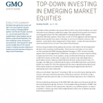 Top-Down Investing In Emerging Market Equities