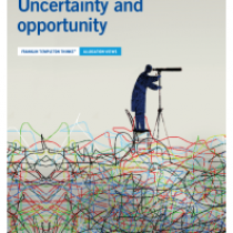 Uncertainty and opportunity