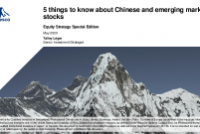 5 things to know about Chinese and emerging market stocks