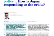 COVID-19, economic stimulus and monetary policy… How is Japan responding to the crisis?