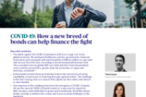 COVID-19: How a new breed of bonds can help finance the fight