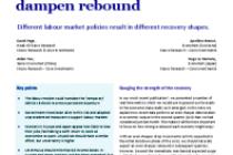 COVID-19 Update: Labour market deterioration to dampen rebound