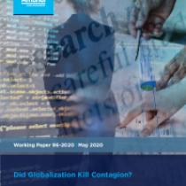 Did Globalization Kill Contagion?