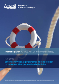 Emergency fiscal programs: no choice but to increase the (monetized) deficits