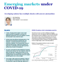 Emerging markets under COVID-19