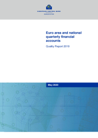 Euro area and national quarterly financial accounts