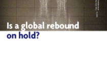 Is a global rebound on hold?