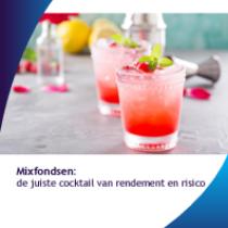 Mixfondsen: de juiste cocktail van rendement en risico