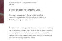 Sovereign debt risk after the virus