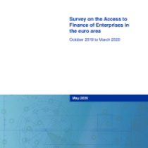 Survey on the Access to Finance of Enterprises in the euro area