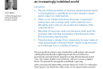Volatility 2020: Investment grade credit in an increasingly indebted world