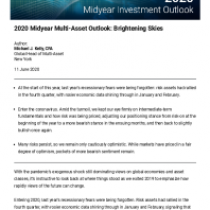 2020 Midyear Multi-Asset Outlook: Brightening SkiesAsset Outlook: Brightening Skies