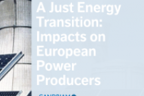 A Just Energy Transition: Impacts on European Power Producers