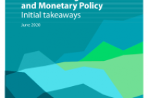 Climate Change and Monetary Policy Initial takeaways