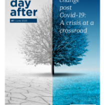 Climate change post Covid-19: A crisis at a crossroad