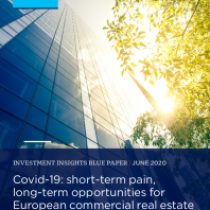 Covid-19: short-term pain, long-term opportunities for European commercial real estate