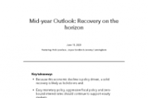 Insights: Mid-year Outlook: Recovery on the horizon