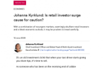 Is retail investor surge cause for caution?