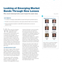 Looking at Emerging Market Bonds Through New Lenses