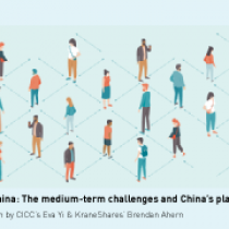 Post-pandemic China: The medium-term challenges and China's planned approach