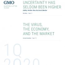 Uncertainty Has Seldom Been Higher