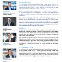What asset classes should investors consider in times of great market uncertainty?