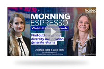 Nordea AM   Find out how gender diversity and inclusion generate returns