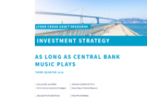 As long as Central Bank Music Plays