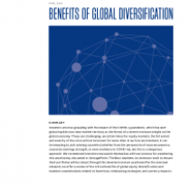 Benefits Of Global Diversification