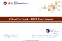 China Chartbook – 2Q20: Fixed Income