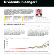 Dividends in danger?