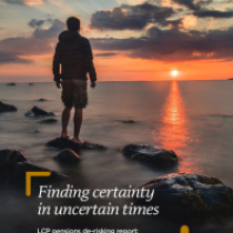 Finding certainty in uncertain times