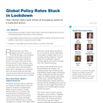 Global Policy Rates Stuck in Lockdown