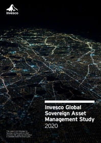 Invesco Global Sovereign Asset Management Study 2020