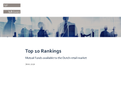Mutual Funds available to the Dutch retail market