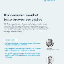 Risk-averse market tone proves pervasive