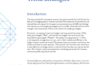 Tail Risk Hedging: Contrasting Put and Trend Strategies